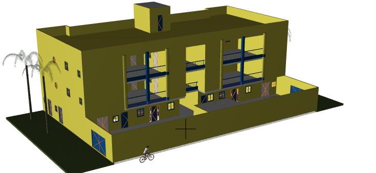 Inhabitaunt Building